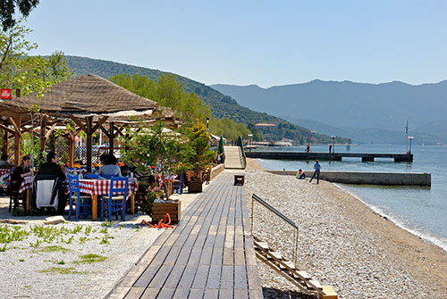 Holidays in Milina Pelion Greece
